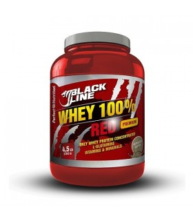 Perfect Nutrition Black Line - Whey 100% Red Premium