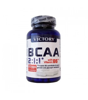 Victory BCAA 2:1:1 Cápsulas