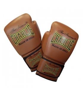 Charlie Guantes Boxeo Vintage