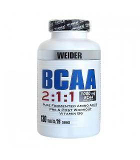 Weider Bcaa Tablets 1000 Mg