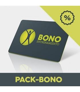 Pack-Bono Entrenamientos Personales Online y Presencial
